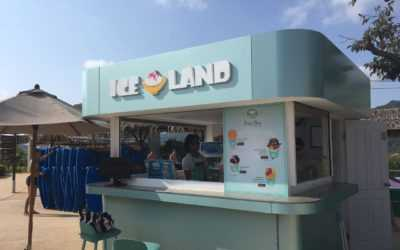 Ice Land Bingsu & Bubble Waffles