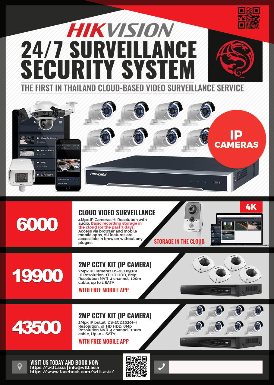 Product Flyer A5 HD - Product flyer (hikvision)