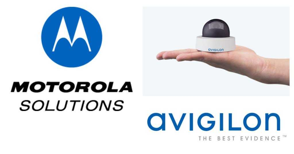 Motorola Solutions to Acquire Avigilon