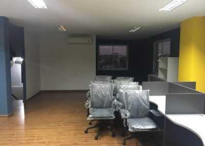комплекс работ по оборудованию офиса