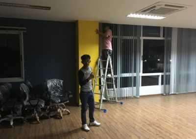 проектированеи современной системы видеонаблюдения для офиса в Бангкоке