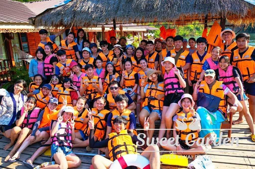 15 - онлайн камера в Канчанабури, река Квай, Таиланд