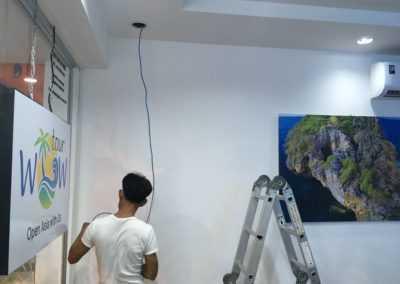 cloud cctv for office, phuket
