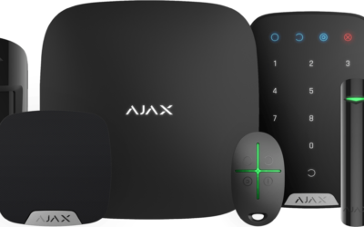 Ajax – Wireless technology on guard of family and business