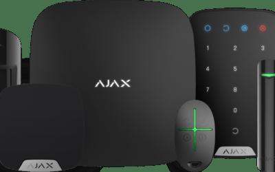 Ajax — Беспроводные технологии на страже семьи и бизнеса